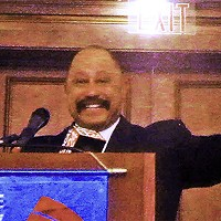 Brown at Rotary on Tuesday