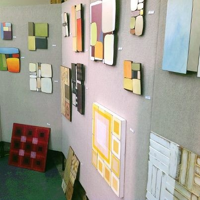 Bryan Blankenships work at the Memphis Arts Collective Holiday Market