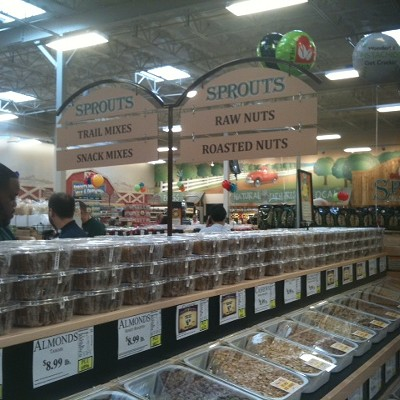 Inside Look at Sprouts