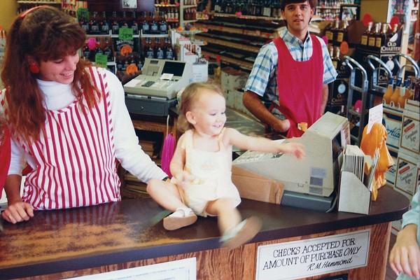 Buster's circa 1989