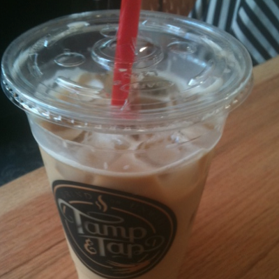 Lunch at Tamp & Tap