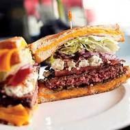 B.Y.O. (Build Your Own) Sandwich at Bleu