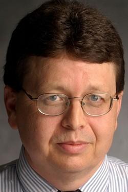 CA editor Louis Graham