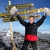 Brian Kelsey's Excellent Adventure on Kilimanjaro