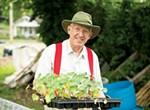 Carl Awsumb planted a garden and grew a community.