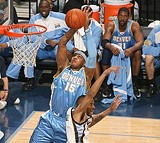 GETTY IMAGES - Carmelo Anthony