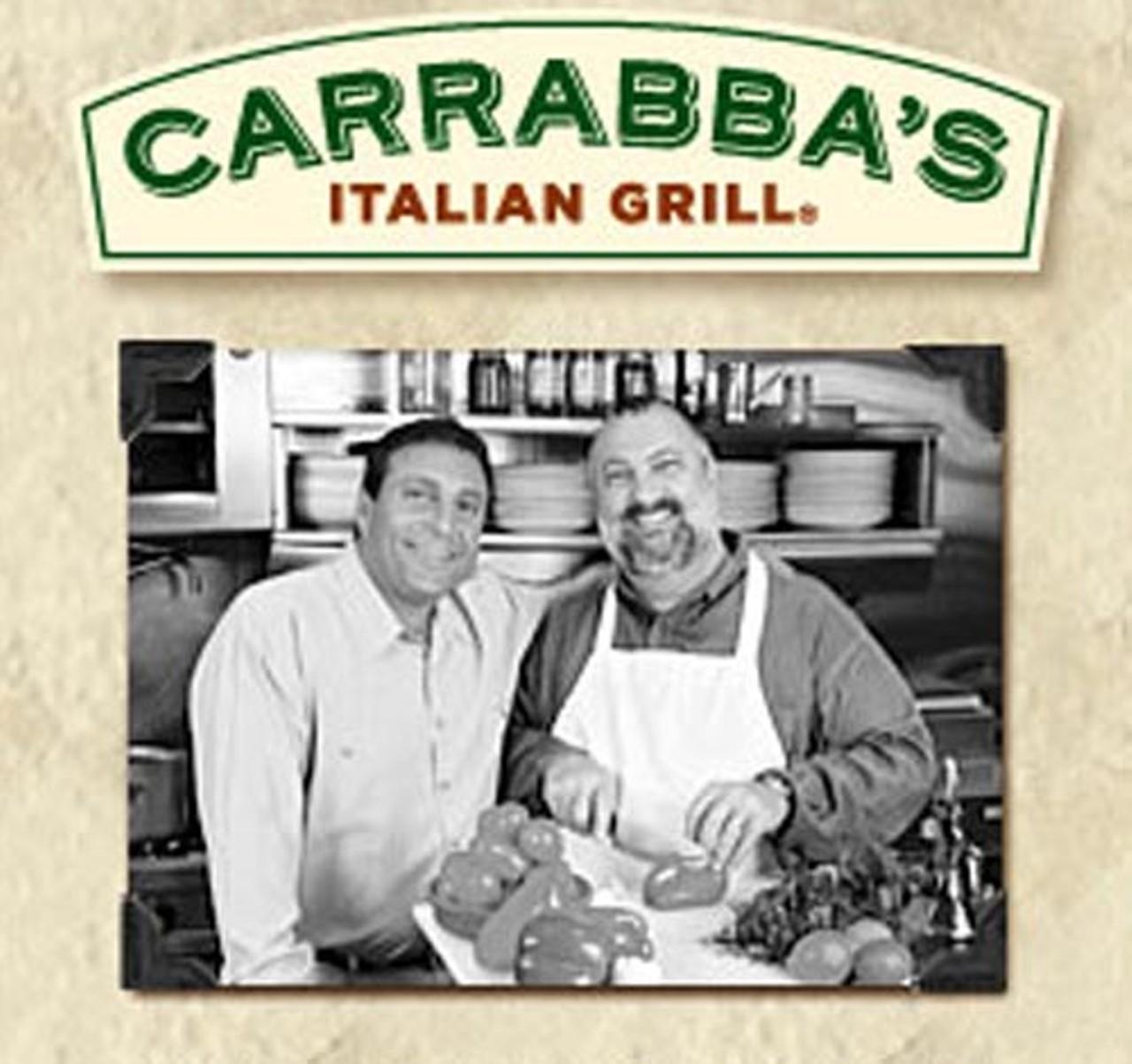 photo about Carrabba's Printable Menu identified as Carrabbas Italian Grill East Memphis Italian Cafe