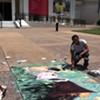 Chalk Art Festival at the Brooks