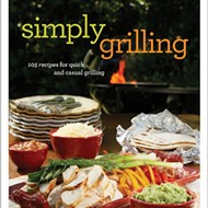 "Chandler Signs ""Simply Grilling"" Thursday Night"