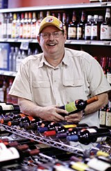 Charles Finley's liquor store has a new location and a new name: Central Wine and Spirits