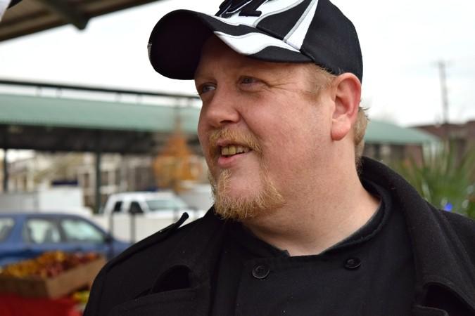 Chef Mike Patrick - JOHN KLYCE MINERVINI