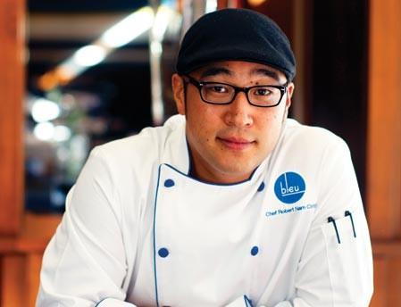 Chef Robert Nam Cirillo