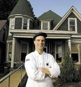 JUSTIN FOX BURKS - Chef Tom Schranz