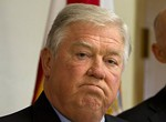 MAD AS HELL:  No Comet He, Haley Barbour Plunges Back to Earth