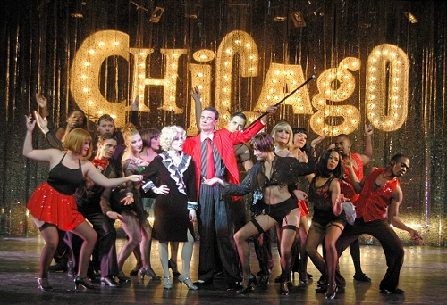 CHICAGO at Theatre Memphis