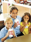 "Chick-Fil-A, 1st place: ""Best Kid-Friendly Restaurant"""