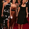 Ginnifer Goodwin's Dress Gets Trashed at Golden Globes