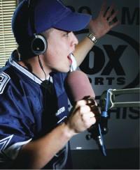 Chris Vernon Show, 730 Fox Sports Radio, 1st place: Best Sports Radio Show - BY JUSTIN FOX BURKS