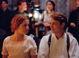 Christa Theret and Vincent Rottiers