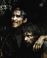 Christian Bale (left) and Steve Zahn