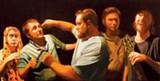 Christopher Robin's award-winning Bugger's Brawl