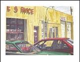 Chuck Johnson's  Brake Service