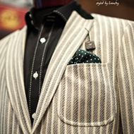 Classic Elvis Outfits Styled by Lansky Bros.