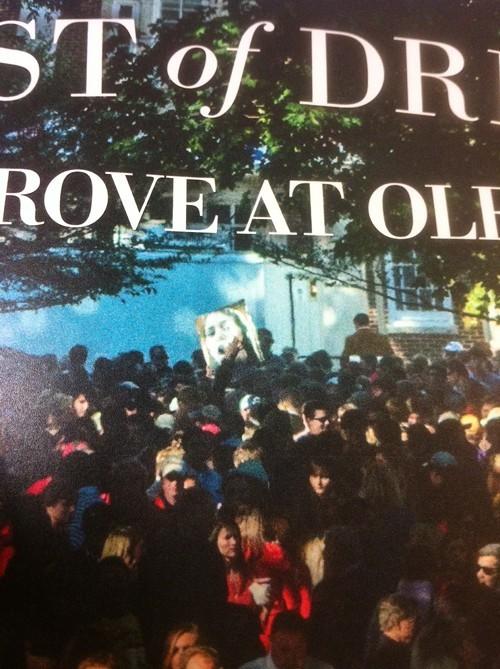 Closeup of Memphis magazine