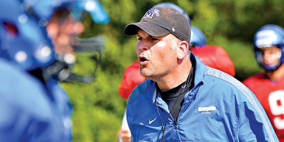 Coach Justin Fuente