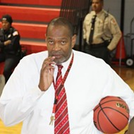Coach Keith Lee: Raleigh-Egypt's Gentle Giant