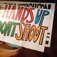 Cohen, Memphis Activists Turn Attention to Ferguson