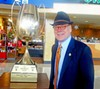 Cohen, sporting new fedora, pays homage to Liberty Bowl as he heads back to Washington