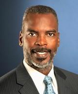 Commission chairman-elect James Harvey
