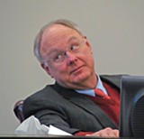 Commissioner Mike Ritz - JACKSON BAKER