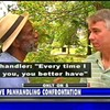 Commissioner Mulroy Has Close Shave With Panhandler