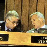 In Surprise Votes, County Commission Rejects Luttrell Tax Rate, Elects Harvey Chairman