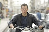 Company-man monster, Jason Bourne (Matt Damon)