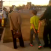 Cop Handcuffs Kid for Not Wearing Helmet at Skate Park