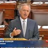"Corker Slams Impasse on Debt Ceiling, Says Colleagues are ""Two-Bit Pawns"" in Election Scenarios"