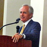 "Corker Urges Congressional ""Super Committee"" to Consider Tax Reform"
