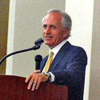"""Corker Urges Congressional """"Super Committee"""" to Consider Tax Reform"""