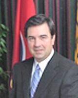 Council chairman Tom Marshall
