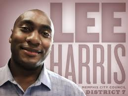 Councilman Lee Harris