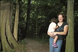 CPOP member Naomi Van Tol often takes her daughter to the Memphis Zoo and Overton Park. - BY REGIS LAWSON