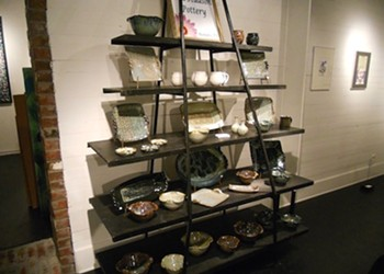 AMUM's Two Thanks/One Event; Gallery 56's Crafts Exhibit and Sale