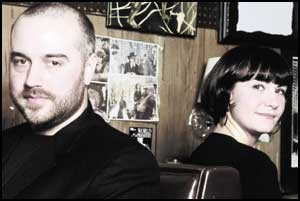 Craig Brewer and star Lindsay Roberts, captured by the Flyer 10 years ago, on the eve of The Poor & Hungrys debut.