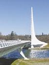 Crowning achievement: Sundial Bridge in Redding, California