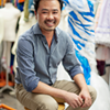 Curb Couture Trashion Show — Designer Spotlight on Bruce Bui