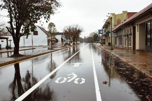 Madison Avenue is now a complete street, thanks to the addition of bike lanes last fall.