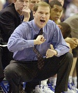 Dana Altman: From a Bluejay to a Hawg.